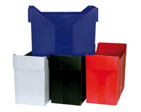 Függőmappa tároló, műanyag, DONAU