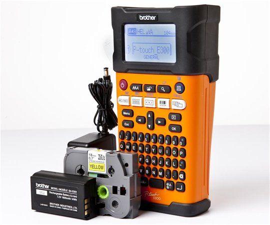 """BROTHER Elektromos feliratozógép, BROTHER """"PT-E300VP"""""""