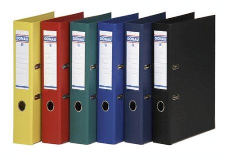 DONAU Premium A4 iratrendező