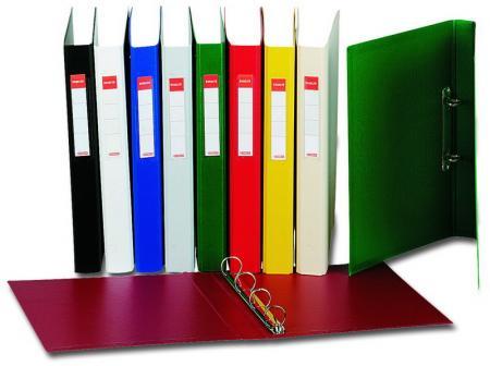 ESSELTE Standard 4 gyűrűs gyűrűs könyv