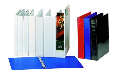 ESSELTE 65 panorámás gyűrűs könyv