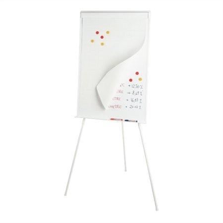 ESSELTE Flipchart papír, sima-kockás, 65x100 cm, 50 lap, ESSELTE