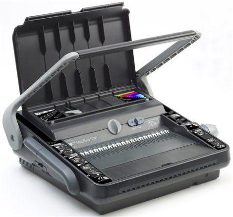 GBC MultiBind 230 manuális spirálozógép