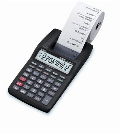 Casio HR-8 szalagos számológép