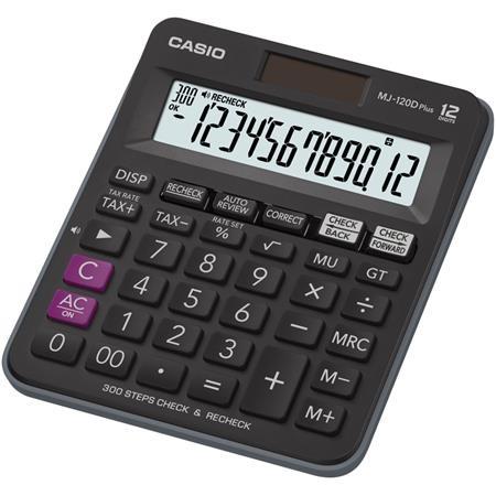 CASIO MJ-120D PLUS számológép