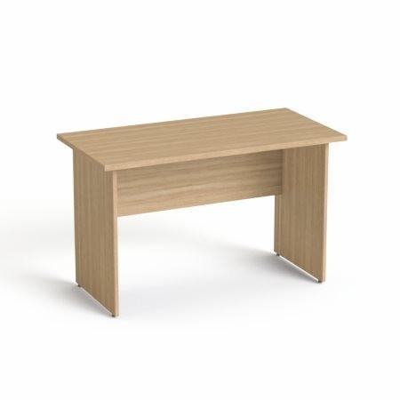 """MAYAH Íróasztal, laplábbal, 120x70 cm, MAYAH """"Freedom SV-19"""", kőris"""