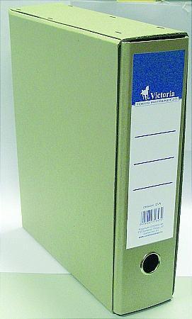 VICTORIA tokos iratrendező, A4, 75 mm