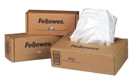FELLOWES 34L hulladékgyűjtő zsák