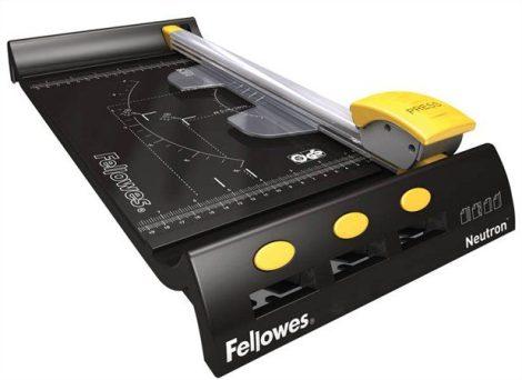 FELLOWES Neutron A4+ görgős vágógép
