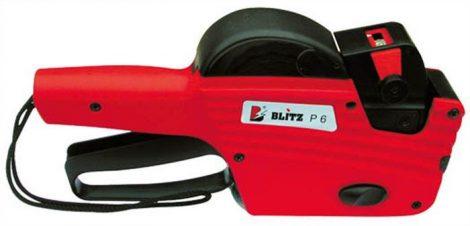 BLITZ P6 árazógép