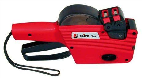 BLITZ S14 árazógép