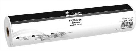 Victoria 210x30x12.5mm faxpapír