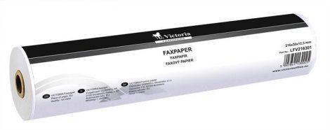 Victoria 216x30x12.5mm faxpapír