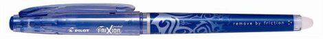"""PILOT Rollertoll, 0,25 mm, tűhegyű, törölhető, PILOT """"Frixion Point"""", kék"""