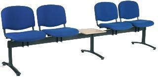 1125 TN várótermi szék asztallal
