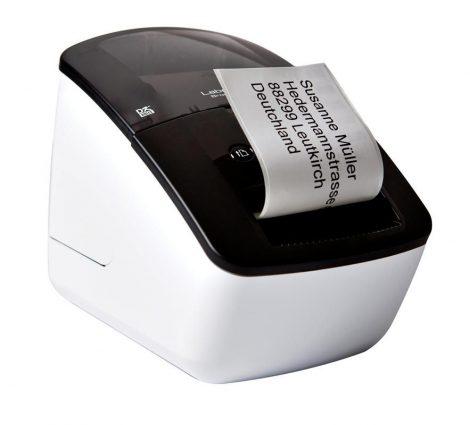 BROTHER QL-700 etikett és címkenyomtató