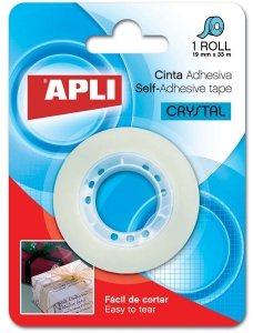 APLI Crystal magasfényű ragasztószalag