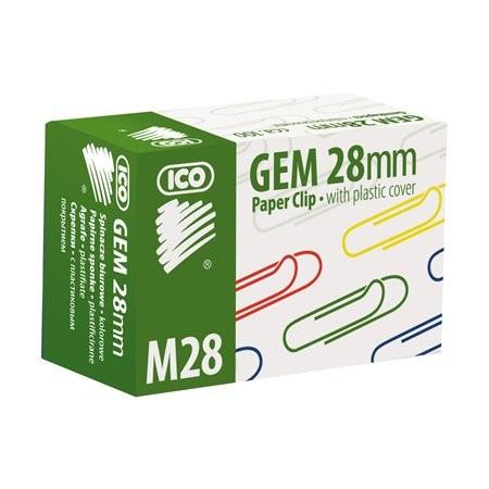 ICO Gemkapocs, 28 mm, ICO, színes