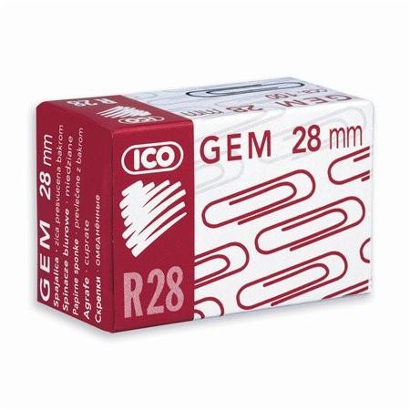 ICO Gemkapocs, 28 mm, ICO, réz