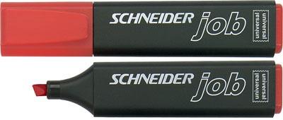 Schneider JOB 150 szövegkiemelő