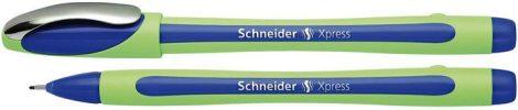 """SCHNEIDER Tűfilc, 0,8 mm, SCHNEIDER """"Xpress"""", kék"""