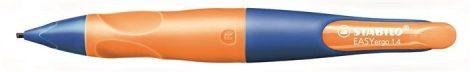 """STABILO Nyomósirón, 1,4 mm, jobbkezes, STABILO """"EasyErgo Start"""", kék/neon narancssárga"""