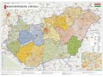 Falitérkép, Magyarország járástérképe