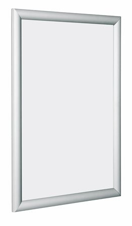 "VICTORIA Posztertábla, fali, A1 méret (594x841 mm), alumínium keret, VICTORIA ""Snap"""