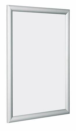 "VICTORIA Posztertábla, fali, A2 méret (420x594 mm), alumínium keret, VICTORIA ""Snap"""