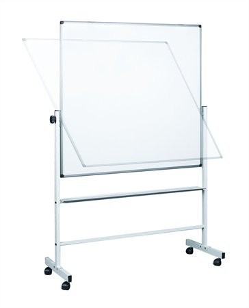 Átfordítható tábla, zománcozott, kétoldalas, 120x180 cm