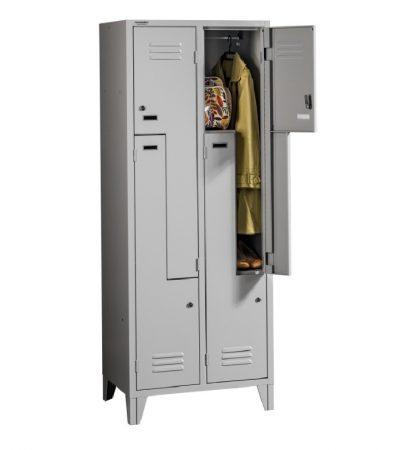 PROJECT Z4 NEW Z-ajtós öltözőszekrény