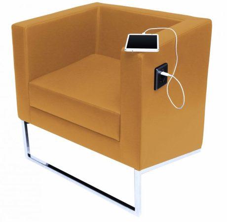 VERONA Ügyfélváró szék