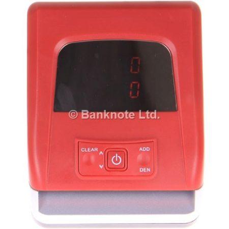 Cashtech 620 EURO bankjegyvizsgáló