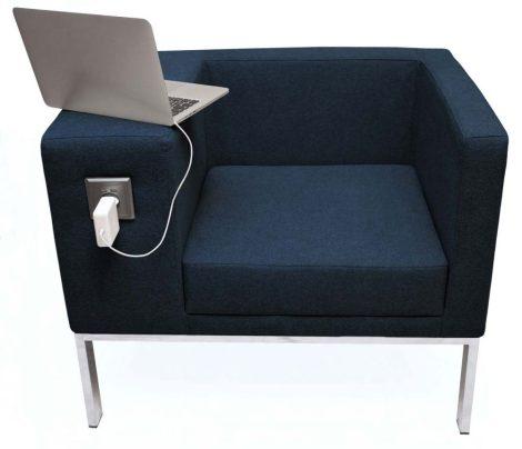 MOKKA Ügyfélváró szék