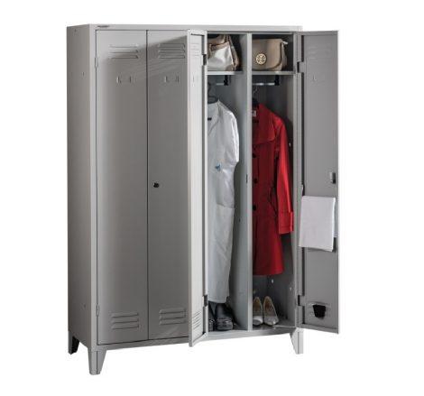 PROJECT 4 MIDDLE középről nyíló ajtós öltözőszekrény