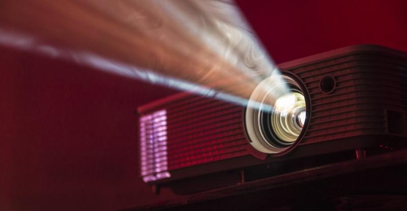 Projektor prezentációhoz