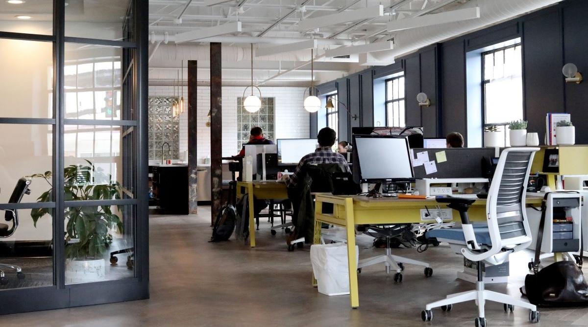 Optimális irodai munkakörnyezet