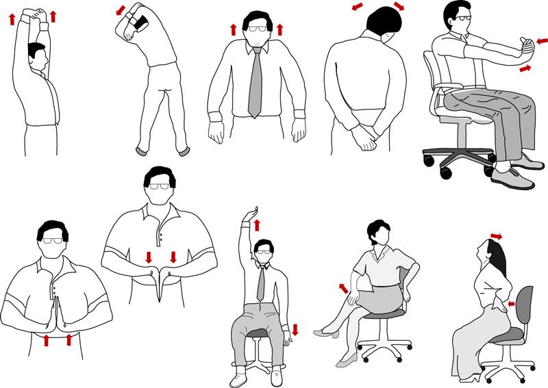 irodai szék könyök párna