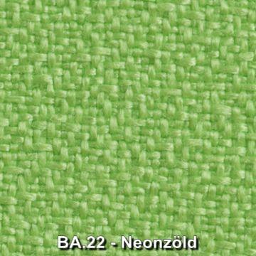 BA.22 - Neonzöld forgószék szövet