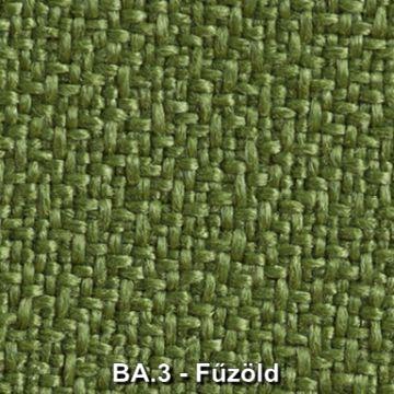 BA.3 - Fűzöld forgószék szövet