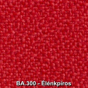 BA.300 - Élénkpiros forgószék szövet