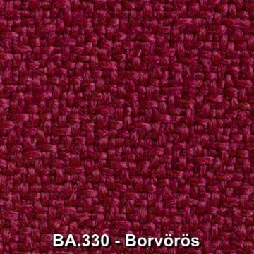 BA.330 - Borvörös forgószék szövet