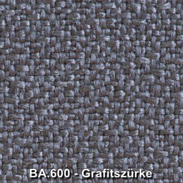 BA.600 - Grafitszürke forgószék szövet