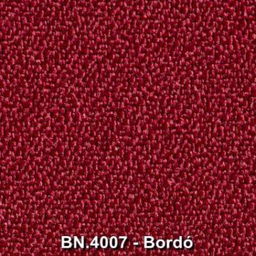 BN.4007 - Bordó forgószék szövet