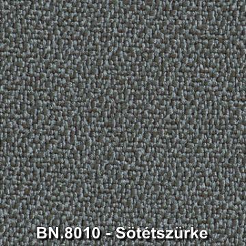 BN.8010 - Sötétszürke forgószék szövet