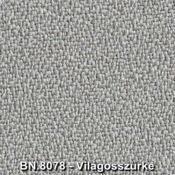 BN.8078 - Világosszürke forgószék szövet