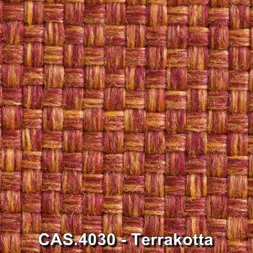 CAS.4030 - Terrakotta forgószék szövet