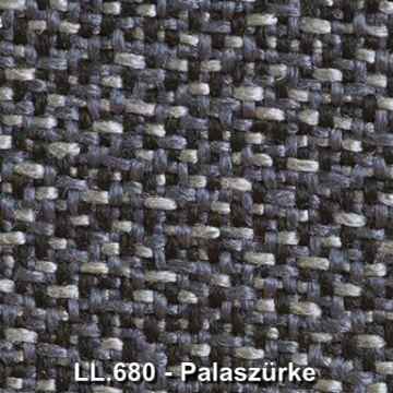 LL.680 - Palaszürke forgószék szövet