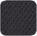 MS.01 fekete hálós szövet