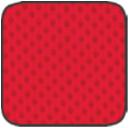MS.06 piros hálós szövet